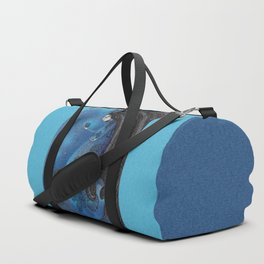 The Seal Woman Duffle Bag