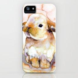 BUNNY#15 iPhone Case