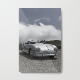 Porsche Speedster Metal Print