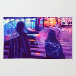Tokyo Nights / The Crossing / Liam Wong Rug
