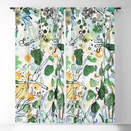 Coral reefs Blackout Curtain