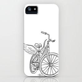 Dream Bike iPhone Case