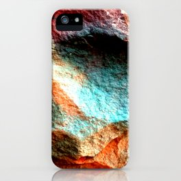 Graffiti Magnification iPhone Case