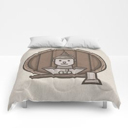The TinMan Comforters