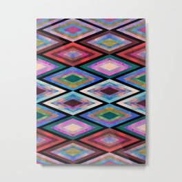 Montauk Diamond Metal Print