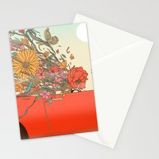Passing Existence Stationery Cards