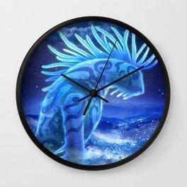 Nightwalker Wall Clock