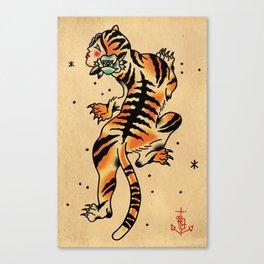 La Tigresa Canvas Print