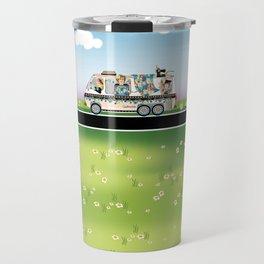 Quiltmobile Travel Mug
