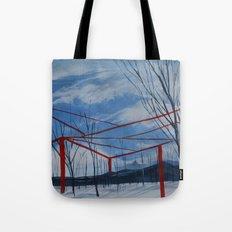 Interruptions Tote Bag