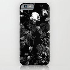 DARK FLOWER iPhone 6s Slim Case