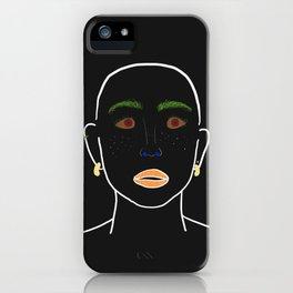 Fruity Judy iPhone Case