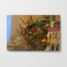 Merry Christmas, Sofi Metal Print