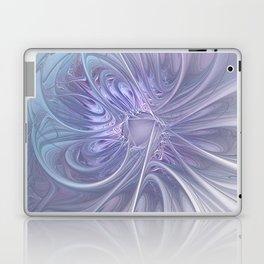 elegant flames on texture Laptop & iPad Skin