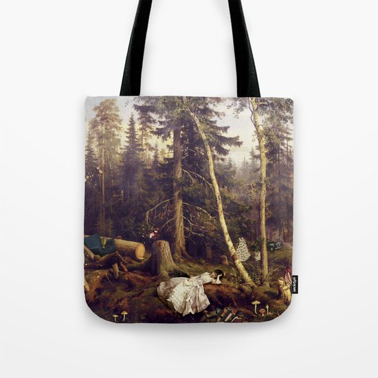 Matter of Course Tote Bag