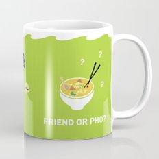 Friend or Pho? Mug