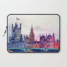 Sunset in London Laptop Sleeve