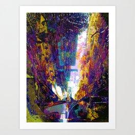 20180801 Art Print