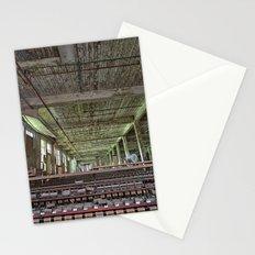 Abandoned Lonaconing Silk Mill Stationery Cards