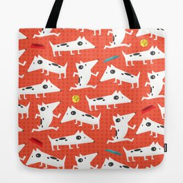 See Spot run Tote Bag