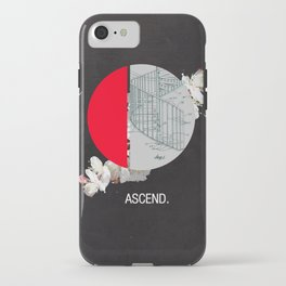 Ascend. iPhone Case