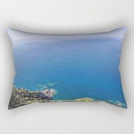 Italian Coast Rectangular Pillow