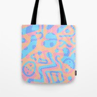 Tote Bags featuring Havana by Tyler Spangler