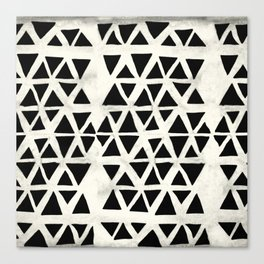 Tribal Geometric Canvas Print