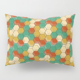 Honey Comb Baroque Hive Pillow Sham