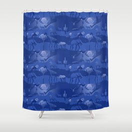 Savannah Moondance Shower Curtain
