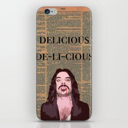 Vladislav (Dictionary Page) iPhone Skin