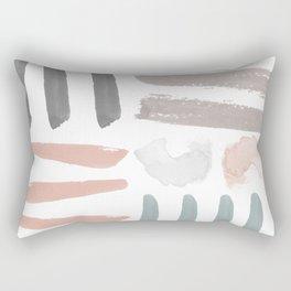 soft yelo Rectangular Pillow