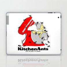 Kitchen Ants Laptop & iPad Skin