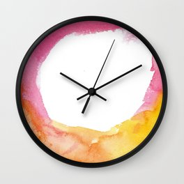 Rainbow High Noon 2 Wall Clock
