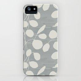 Eucalyptus Dove iPhone Case