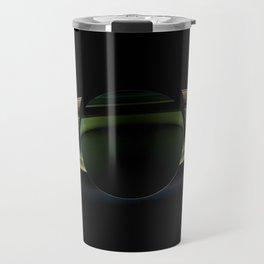 The Rings of Saturn Travel Mug