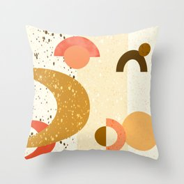 Speckled Heaven #01 Throw Pillow