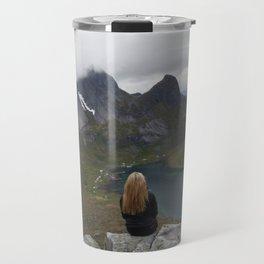 Never ending view Travel Mug