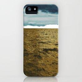 Lost Horizon1 iPhone Case