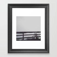 #provincetown Framed Art Print