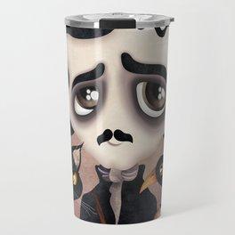 Edgar Poet Travel Mug