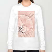 blush Long Sleeve T-shirts featuring Blush by Shalisa Photography