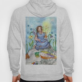 Last Candle (Fairy and the Dragon) Hoody