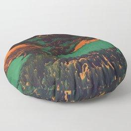ŁÁQUESCÅPE Floor Pillow