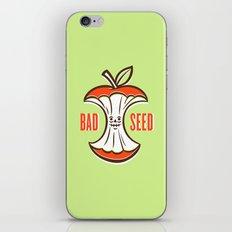Bad Seed iPhone & iPod Skin
