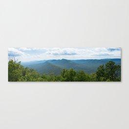 Shenandoah Valley, Virginia (Panoramic) Canvas Print