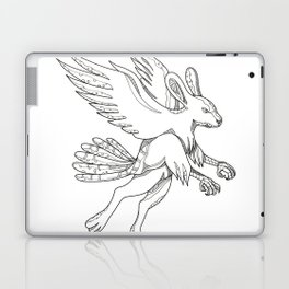 Skvader Flying Doodle Laptop & iPad Skin