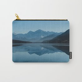 Lake between the mountains Carry-All Pouch