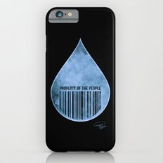 Water : Property of the People 2 Slim Case iPhone 6s