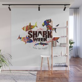 Color Me Happy Wall Mural